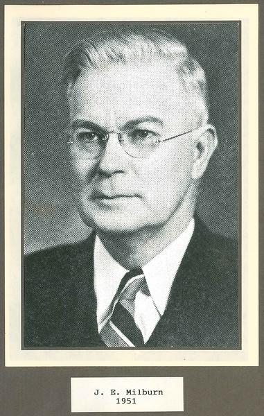 Mafair UMC Pastoral History