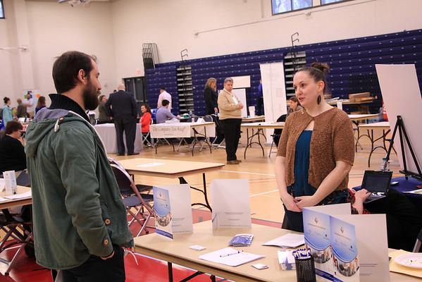 Career and Internship Fair March 2015
