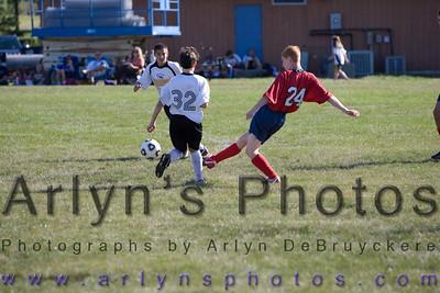 Boys Soccer vs Orono