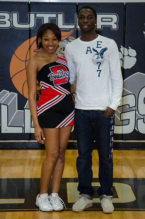 2014-02-17 BHS Basketball Senior Night
