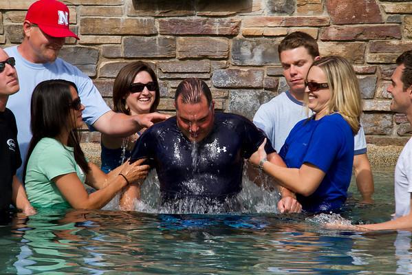 Tim's Baptism