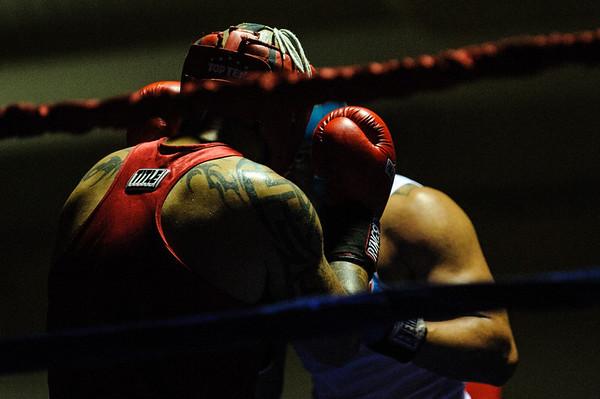 2012 White Center PAL Boxing Show