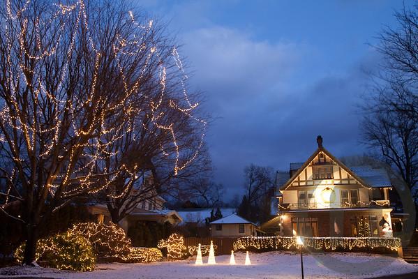 Green Ridge Winter