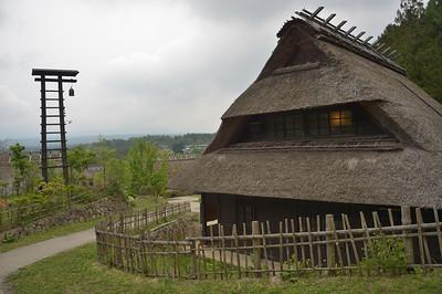 Fuji Saiko Iyashi-no-sato (healing village, 西湖いやしの里根場)