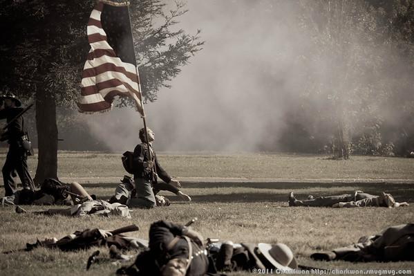 Huntington Beach Civil War Days Reenactment 2011