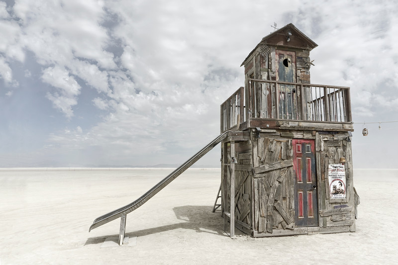 House on playa
