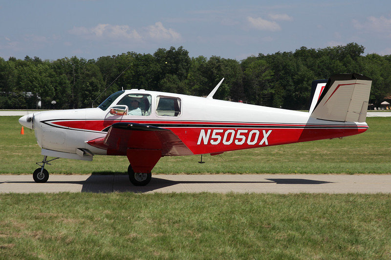 N5050X Beech C35 Bonanza c/n D-3150 Oshkosh/KOSH/OSH 26-07-10