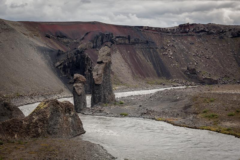 Vesturdalur - Jökulsárgljúfur National Park