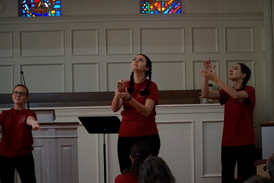 Family Worship in Dover Chapel