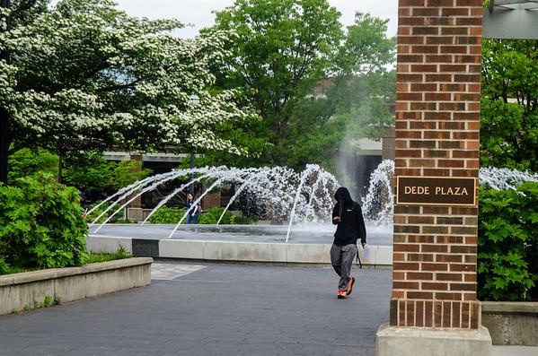 5-7-19 Campus Scenes - Details