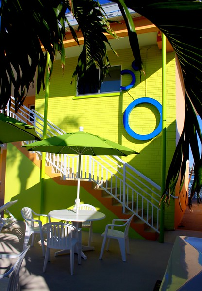 Frenchy's Oasis Motel