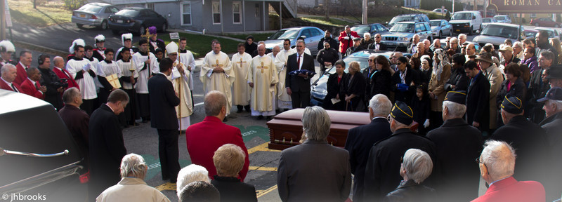 Father Leo funeral