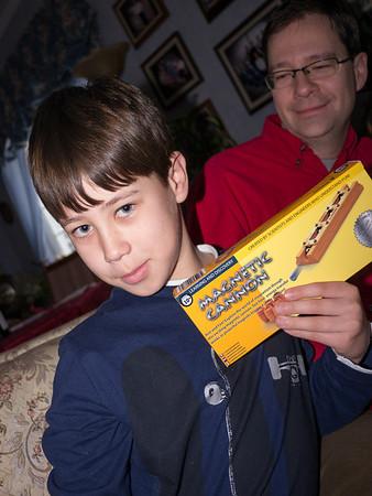 McNair Christmas 2012