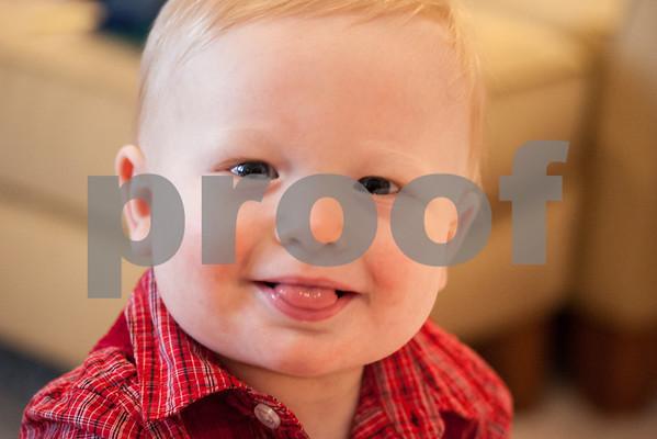 Logan: 9 months old