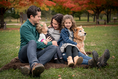 Boothroy Family Fall Mini