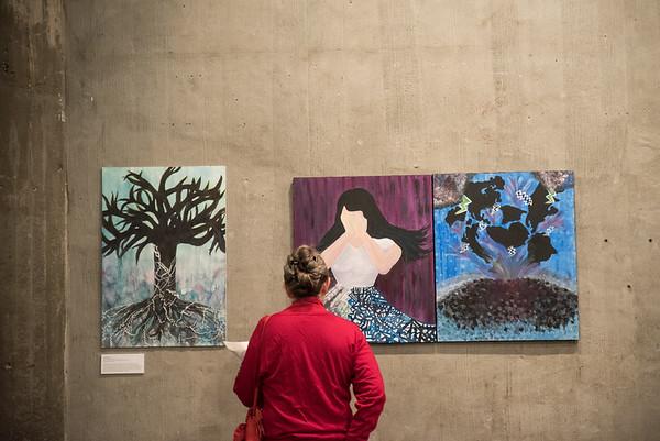 2016 IBDP Art Exhibition