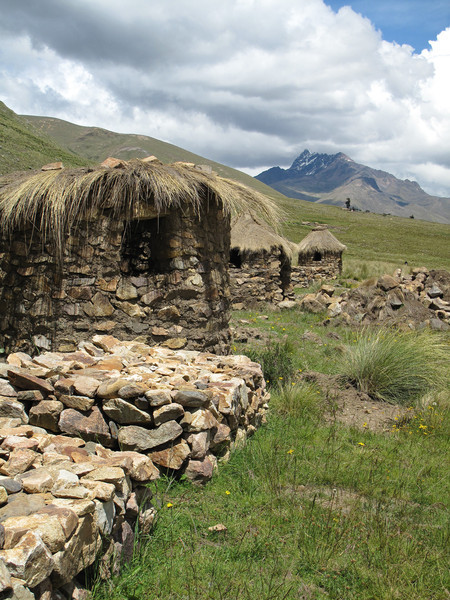 Peruvian Andes Shelter