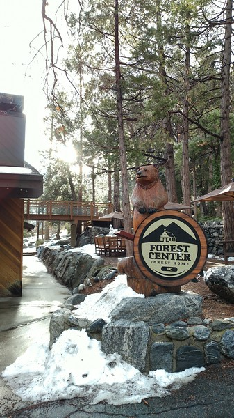 Mens Winter Retreat Forest Home March 2018