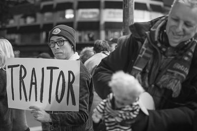 Dec 17 Impeachment Eve Rally - Oakland