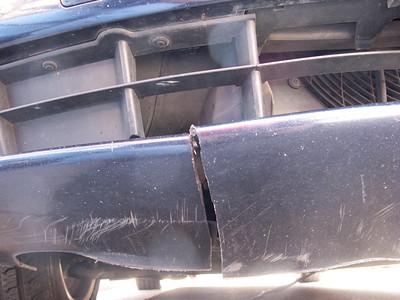 BMW Bumper