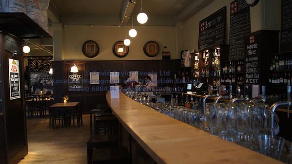 Bar In Templeton Carpet Factory