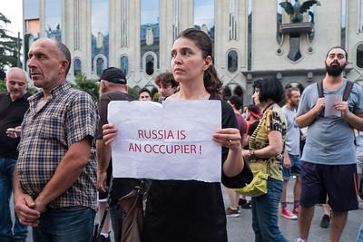Tbilisi Protest June 2019