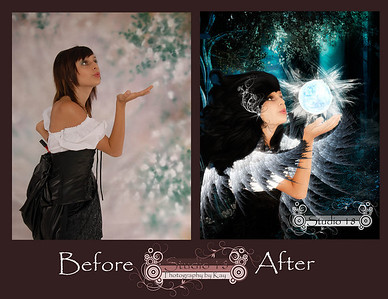 Photoshop wizard  Retouching
