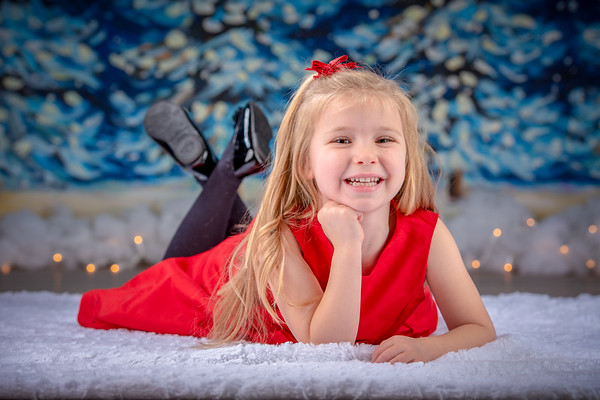 Phoebe's Holiday Portraits