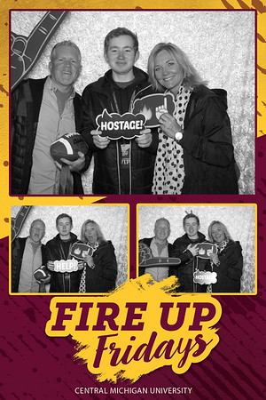 CMU Fire Up Friday 4/5/19