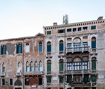 Venice - Architecture of Palazzos & More