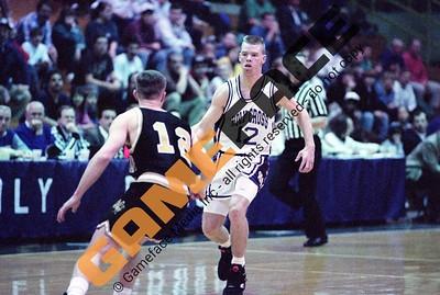 1991-1992 Men's Basketball