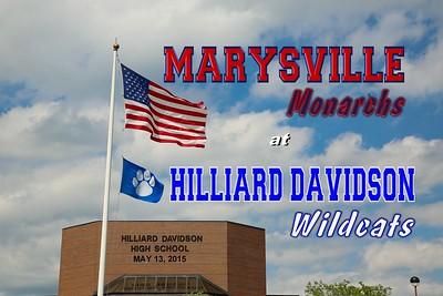 2015 Marysville at Hilliard Davidson (05-13-15) Tournament