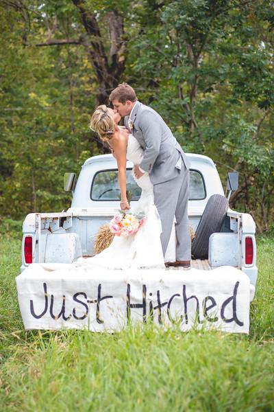 Allison & Curtis | Wedding