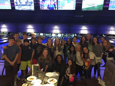 '14 and '15 Bowling Party