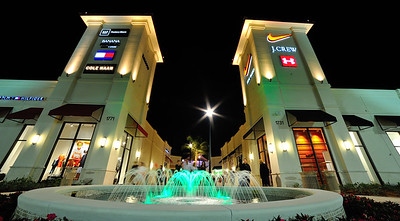 Palm Beach Outlets Grand Opening
