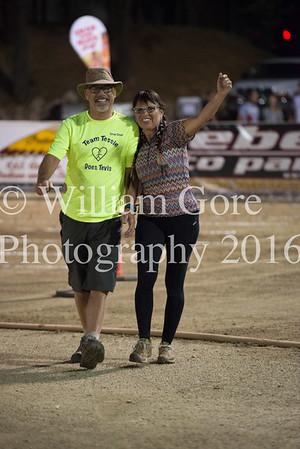 Tevis 2016 ~ Finishline ~ Bill Gore