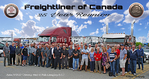 Freightliner of Canada 25 Year Reunion