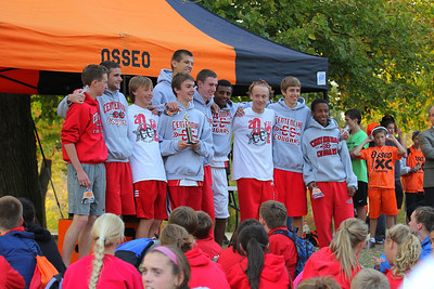 Osseo Invite 9-27-12:  All races