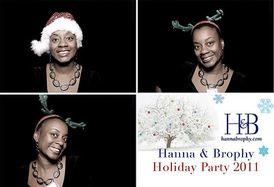 SF 2011-12-14 Hanna & Brophy Holiday Party