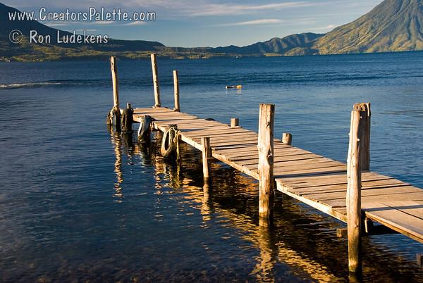 Guatemala - Lake Atitlan - Sunrises