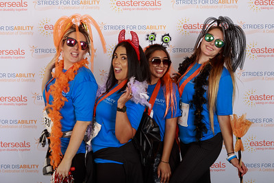 Easter Seals Strides for Disabilities Photo Booth  - 10/21/2017