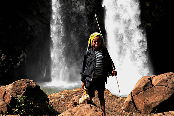 Lake Tana, Ethiopia, January 2012
