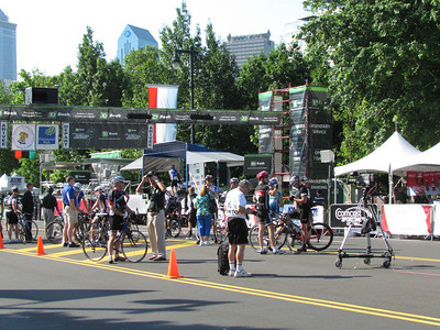 TD Bank Bike Race, June Cason