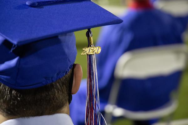 Clear Creek ISD 2020 Graduations