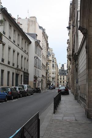 Saturday 23 May, Paris
