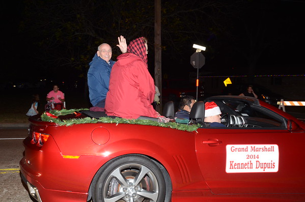 2014 BC Christmas Parade