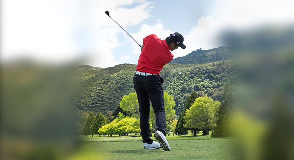 2nd day of competition  in the Asia-Pacific Amateur Championship tournament 2017 held at Royal Wellington Golf Club, in Heretaunga, Upper Hutt, New Zealand from 26 - 29 October 2017. Copyright John Mathews 2017.   www.megasportmedia.co.nz