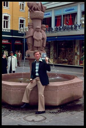 1977 Mai - Trier, Luxemburg
