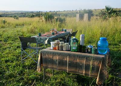 Walking Safari - Your Camp