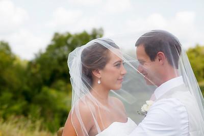 Brittany & Kevin's Wedding Sneak Peek